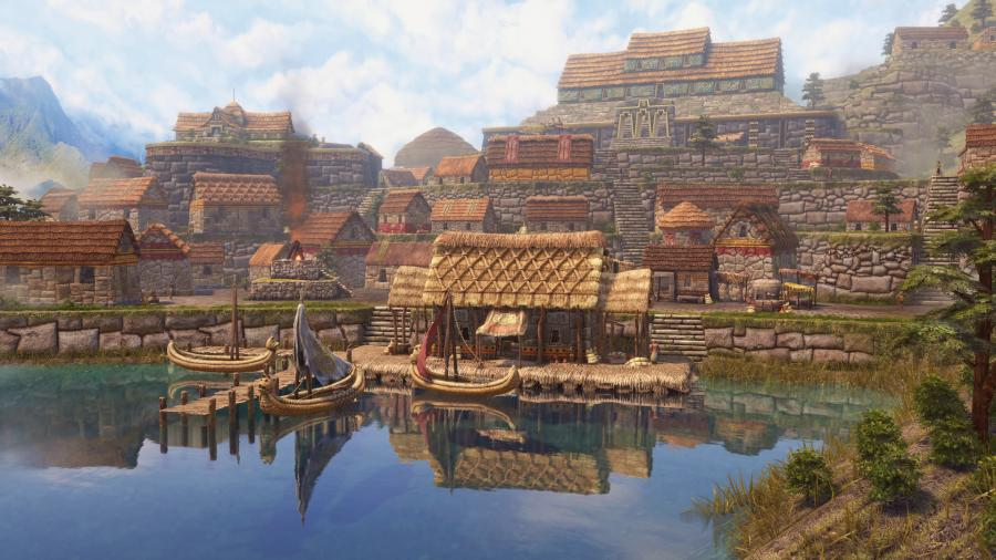 Age of Empires III - Definitive Edition (Steam Key) Screenshot 7
