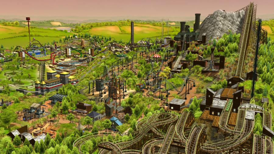 RollerCoaster Tycoon 3 - Complete Edition (Steam Key) Screenshot 2