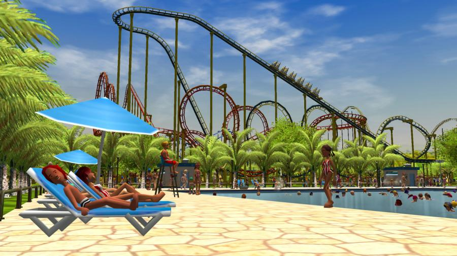 RollerCoaster Tycoon 3 - Complete Edition (Steam Key) Screenshot 7