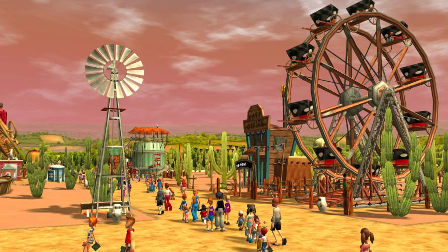 RollerCoaster Tycoon 3 - Complete Edition (Steam Key) Screenshot 5