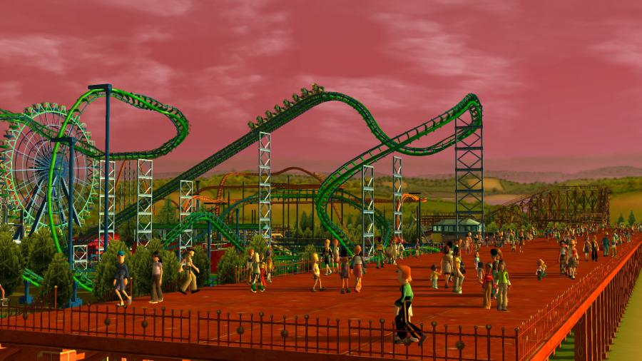 RollerCoaster Tycoon 3 - Complete Edition (Steam Key) Screenshot 8