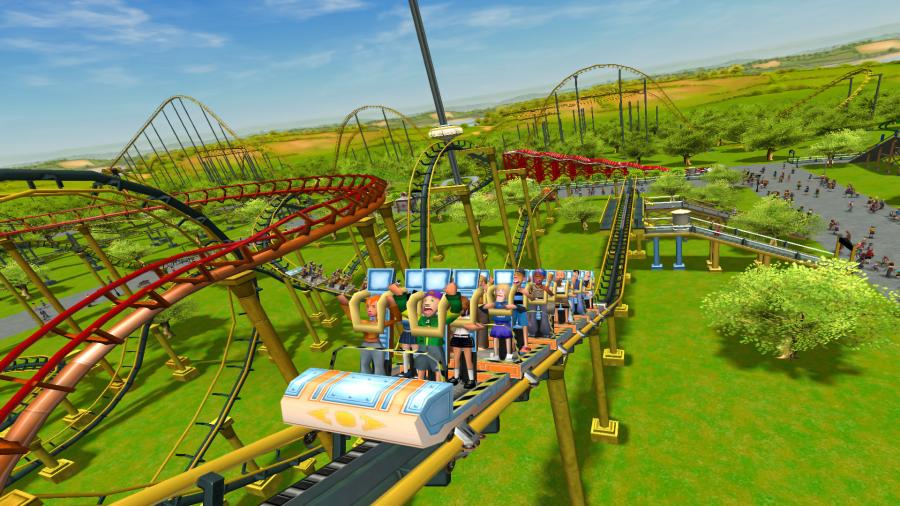 RollerCoaster Tycoon 3 - Complete Edition (Steam Key) Screenshot 6