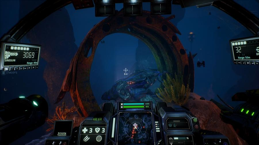 Aquanox Deep Descent - Collector's Edition Screenshot 3