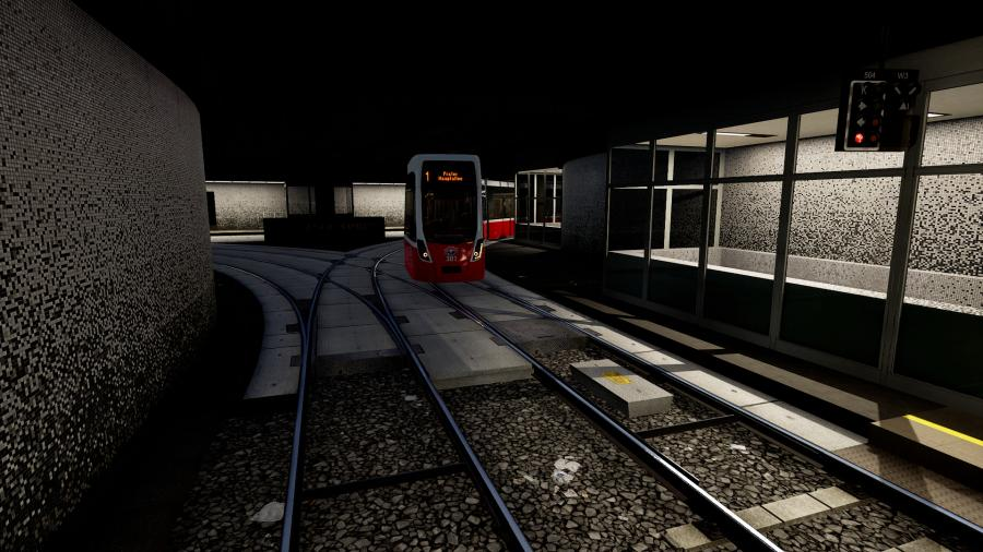 TramSim Screenshot 5