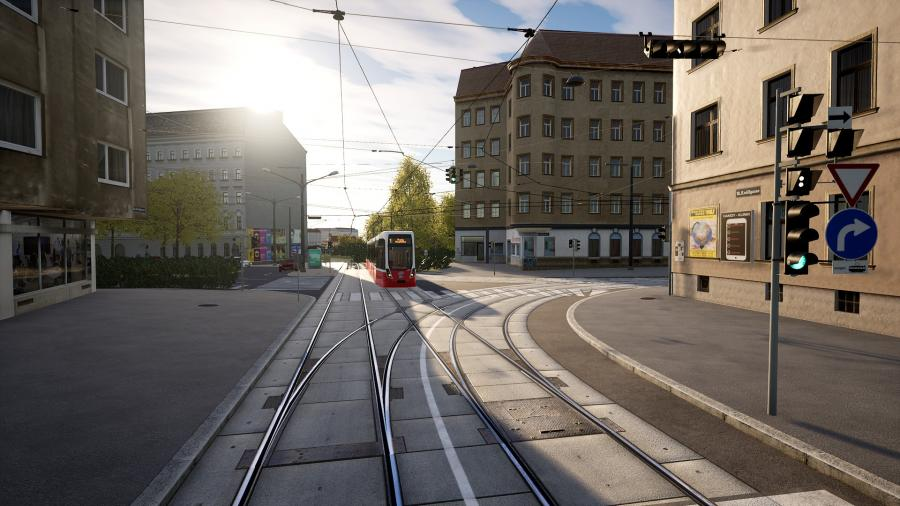 TramSim Screenshot 9