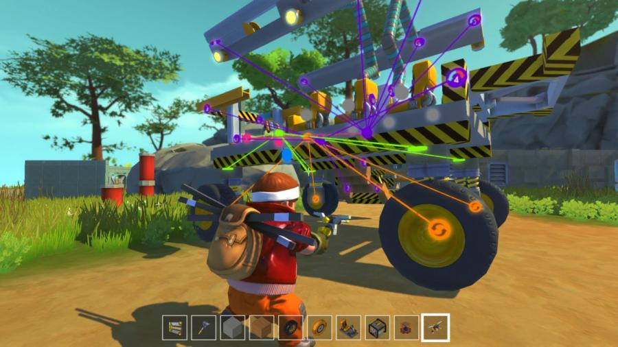 Scrap Mechanic [EU Steam Altergift] Screenshot 5