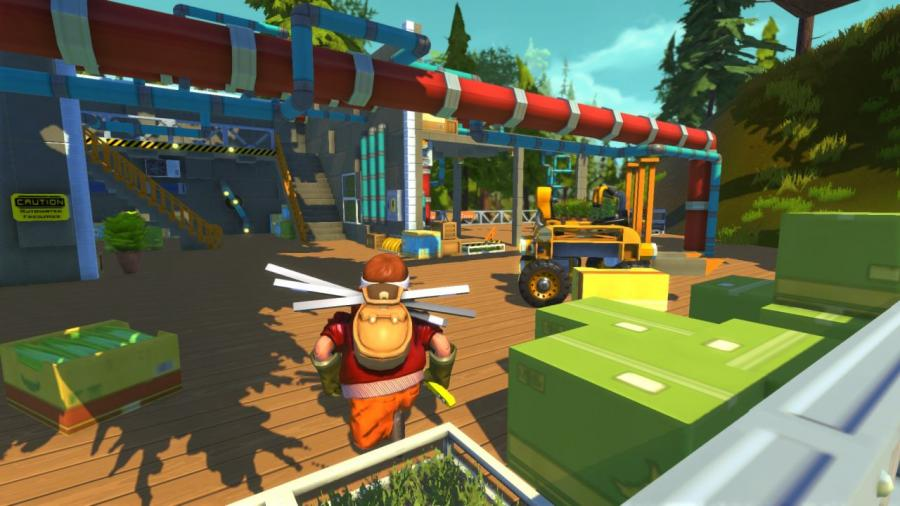 Scrap Mechanic [EU Steam Altergift] Screenshot 2