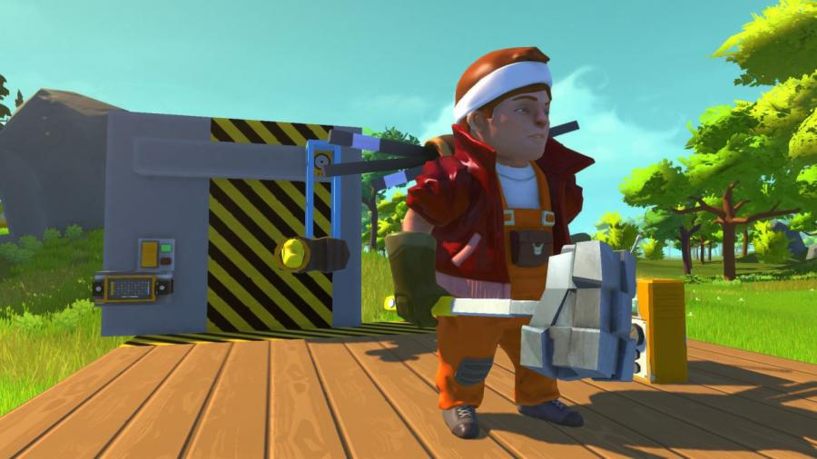 Scrap Mechanic [EU Steam Altergift] Screenshot 8