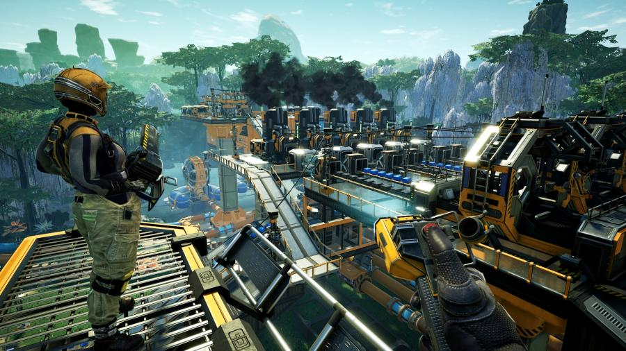 Satisfactory [EU Steam Altergift] Screenshot 4