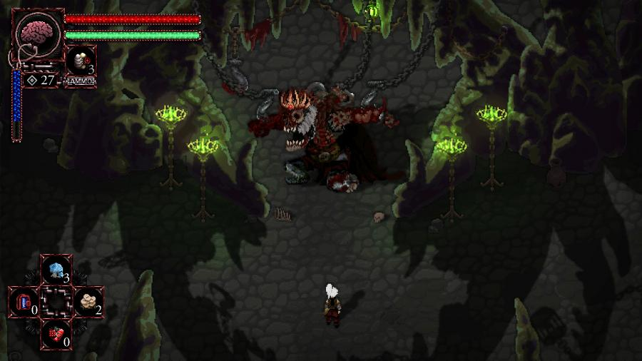 Morbid - The Seven Acolytes Screenshot 8