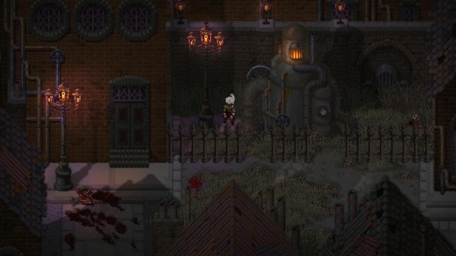 Morbid - The Seven Acolytes Screenshot 2