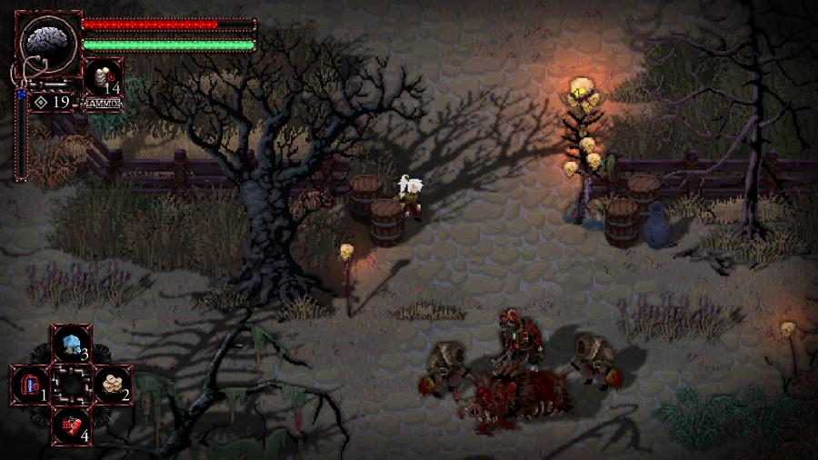 Morbid - The Seven Acolytes Screenshot 5