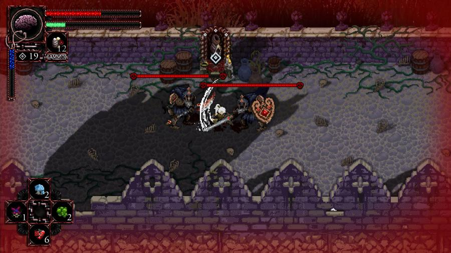 Morbid - The Seven Acolytes Screenshot 7
