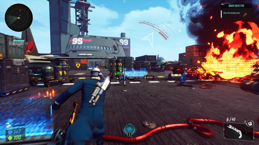 G.I. Joe - Operation Blackout Screenshot 3