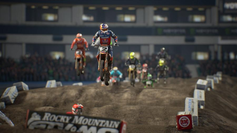 Monster Energy Supercross - The Official Videogame 4 Screenshot 5