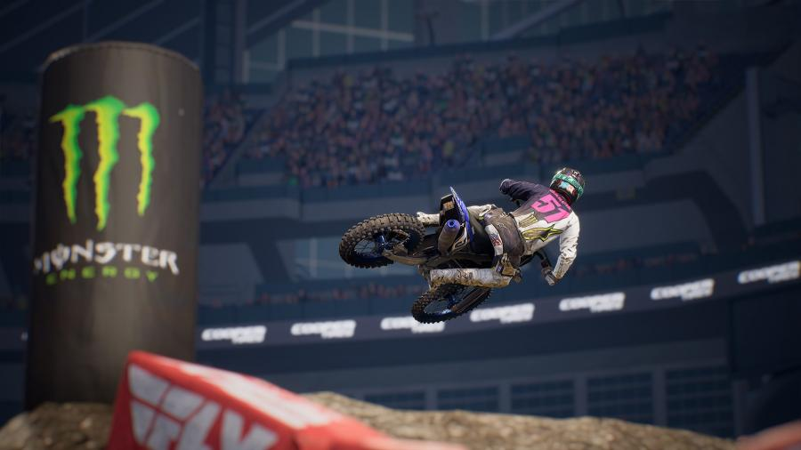 Monster Energy Supercross - The Official Videogame 4 Screenshot 2