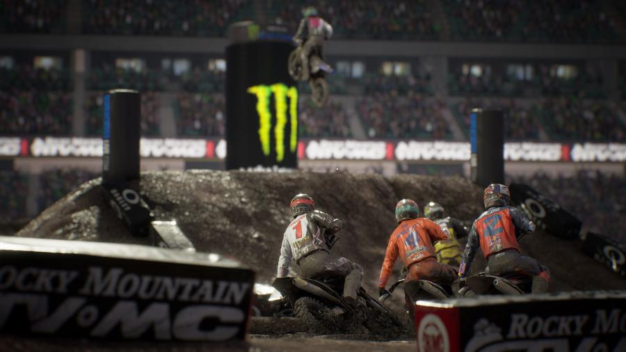 Monster Energy Supercross - The Official Videogame 4 Screenshot 3