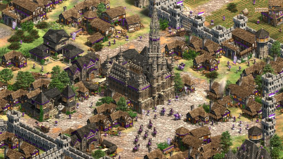 Age of Empires II Definitive Edition - Lords of the West (DLC) Screenshot 3