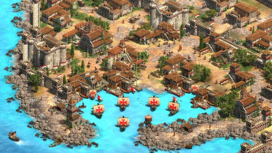 Age of Empires II Definitive Edition - Lords of the West (DLC) Screenshot 6