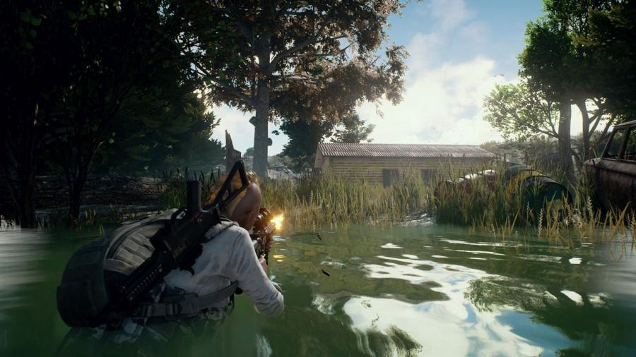 PlayerUnknown's Battlegrounds [EU Steam Altergift] Screenshot 7