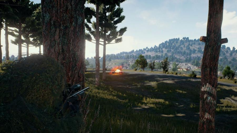 PlayerUnknown's Battlegrounds [EU Steam Altergift] Screenshot 8