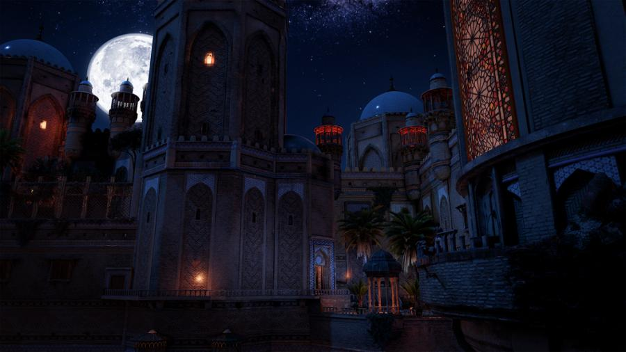 Prince of Persia - The Sands of Time Remake Screenshot 4