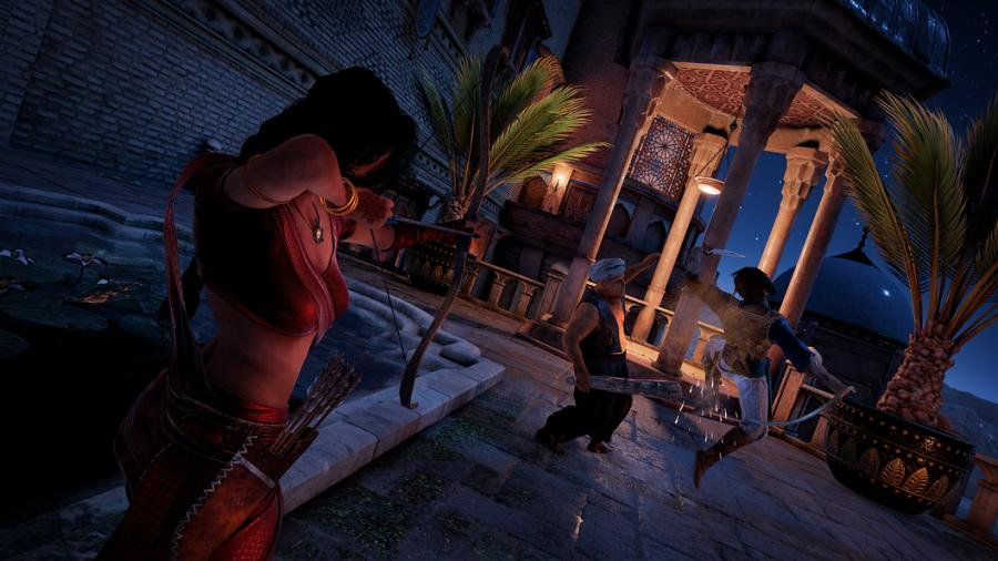 Prince of Persia - The Sands of Time Remake Screenshot 2
