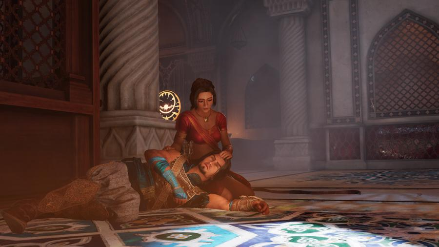 Prince of Persia - The Sands of Time Remake Screenshot 6