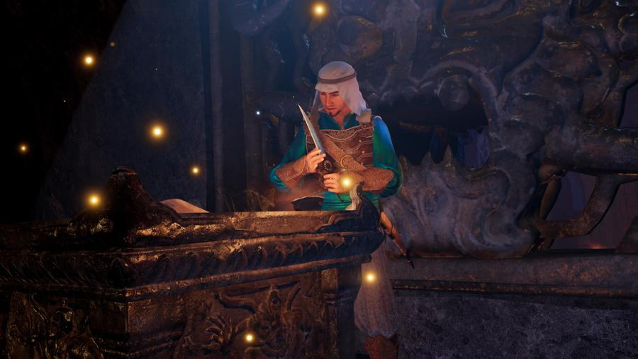 Prince of Persia - The Sands of Time Remake Screenshot 3