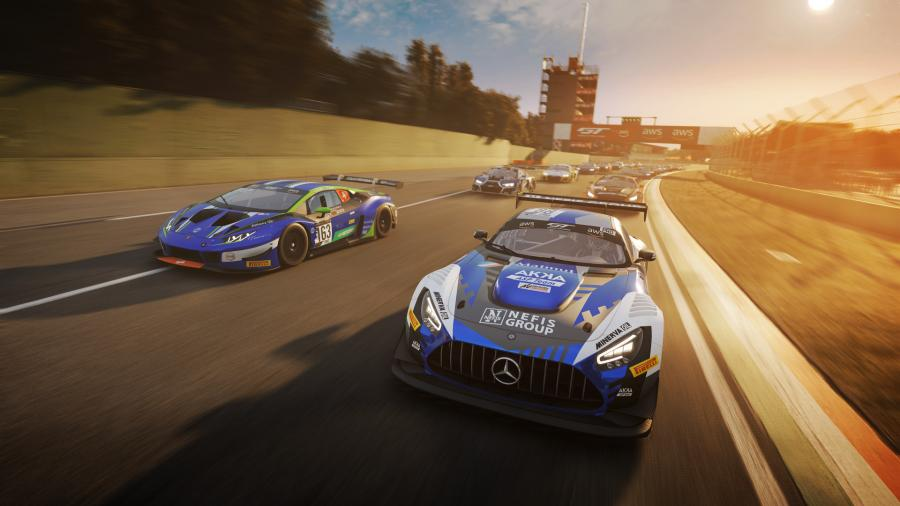 Assetto Corsa Competizione - 2020 GT World Challenge Pack (DLC) Screenshot 9
