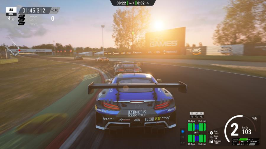Assetto Corsa Competizione - 2020 GT World Challenge Pack (DLC) Screenshot 6