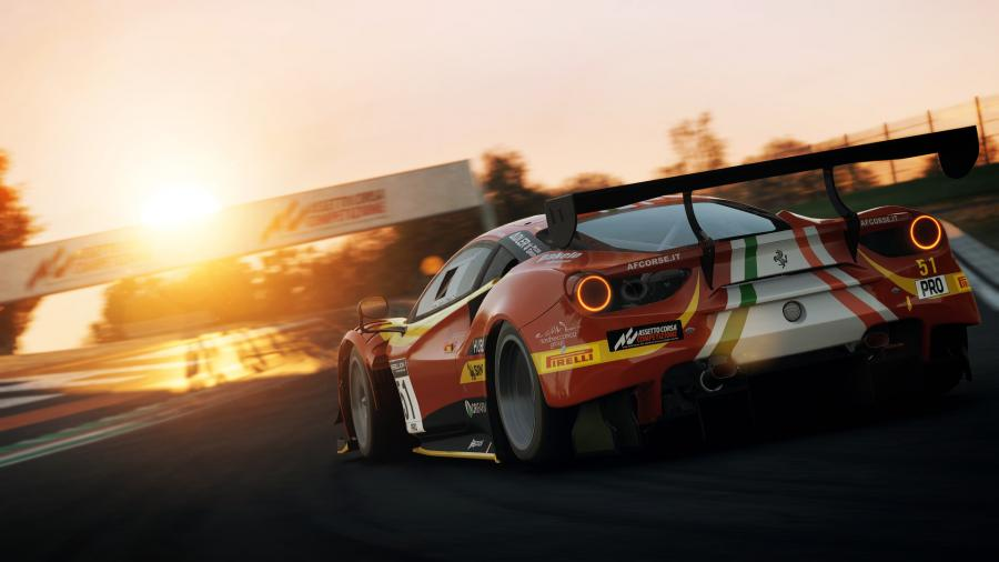 Assetto Corsa Competizione - 2020 GT World Challenge Pack (DLC) Screenshot 4
