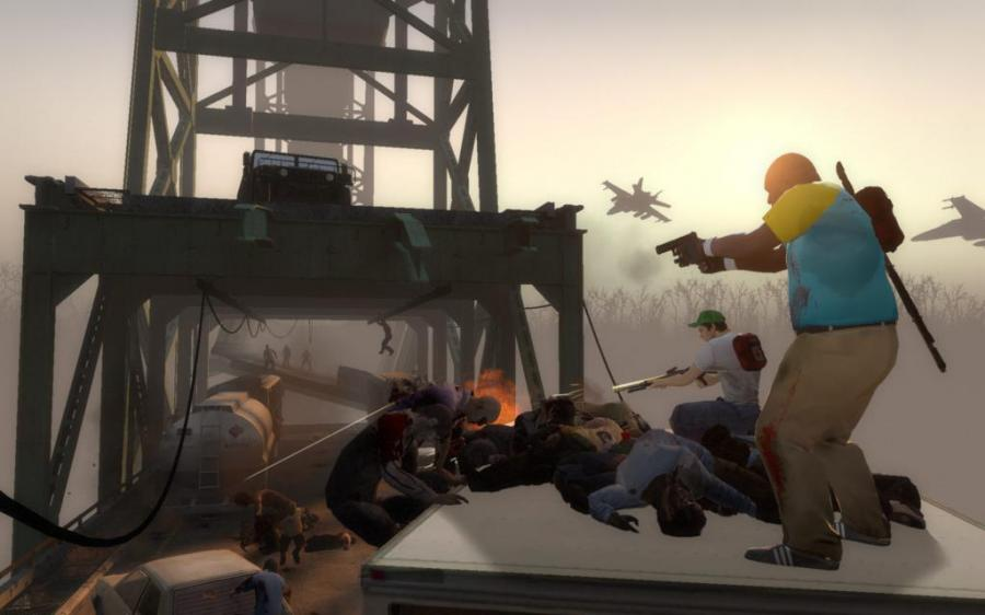 Left 4 Dead 2 [EU Steam Altergift] Screenshot 6