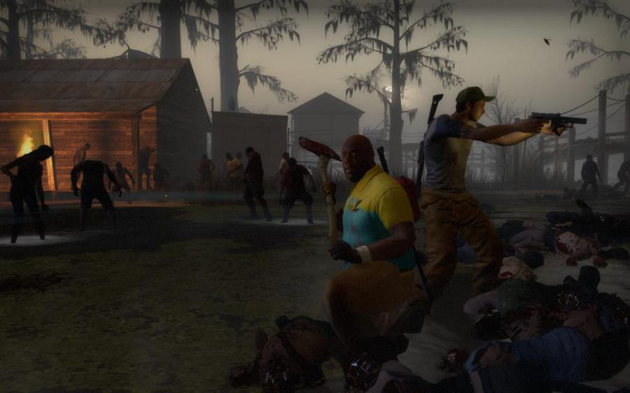 Left 4 Dead 2 [EU Steam Altergift] Screenshot 8