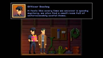 The Darkside Detective - A Fumble in the Dark Screenshot 7