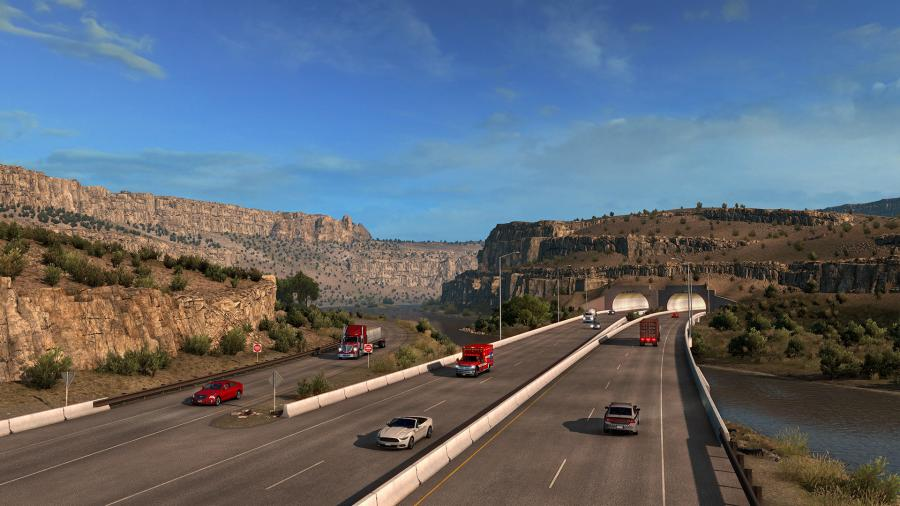 American Truck Simulator - Colorado DLC [EU Steam Altergift] Screenshot 6
