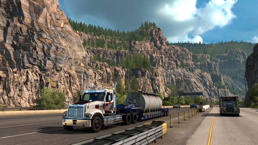 American Truck Simulator - Colorado DLC [EU Steam Altergift] Screenshot 5
