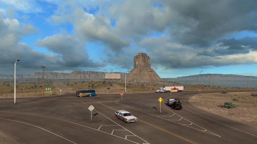 American Truck Simulator - Colorado DLC [EU Steam Altergift] Screenshot 4