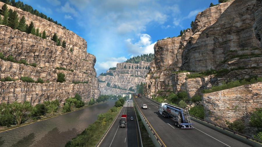 American Truck Simulator - Colorado DLC [EU Steam Altergift] Screenshot 2