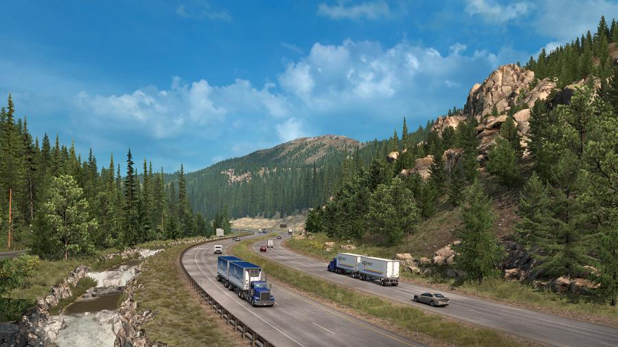 American Truck Simulator - Colorado DLC [EU Steam Altergift] Screenshot 3