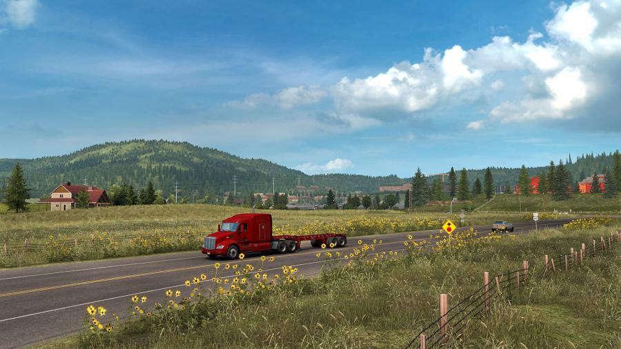 American Truck Simulator - Colorado DLC [EU Steam Altergift] Screenshot 9