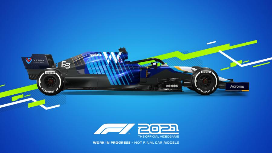 F1 2021 Screenshot 8