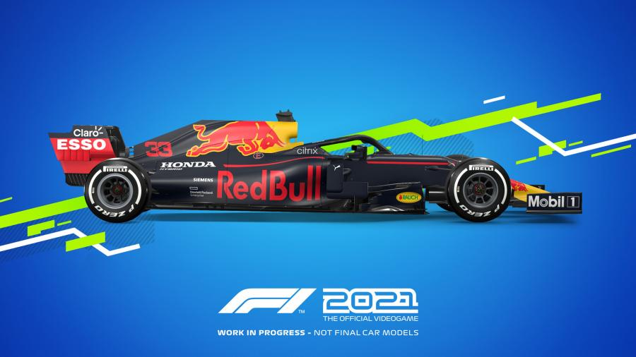 F1 2021 Screenshot 3