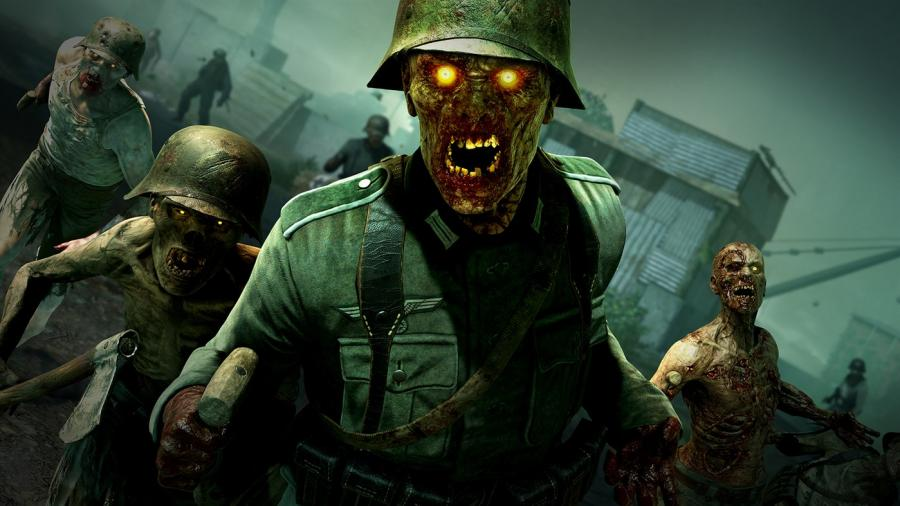 Zombie Army 4 Dead War - Super Deluxe Edition (Xbox One / Series X|S Download Code) - EU Key Screenshot 5