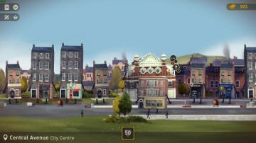 Buildings Have Feelings Too! Screenshot 5