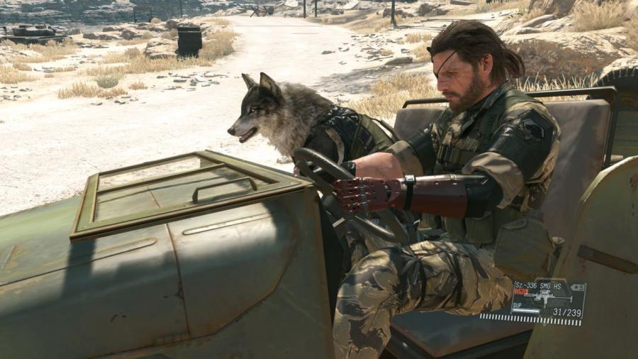 Metal Gear Solid V - The Definitive Experience DLC [EU] Screenshot 6